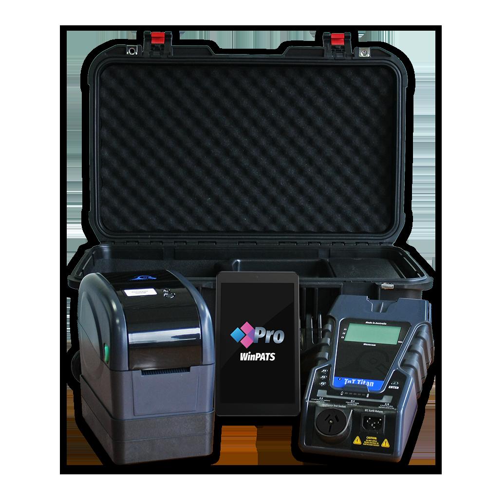 The TnT Titan Kit