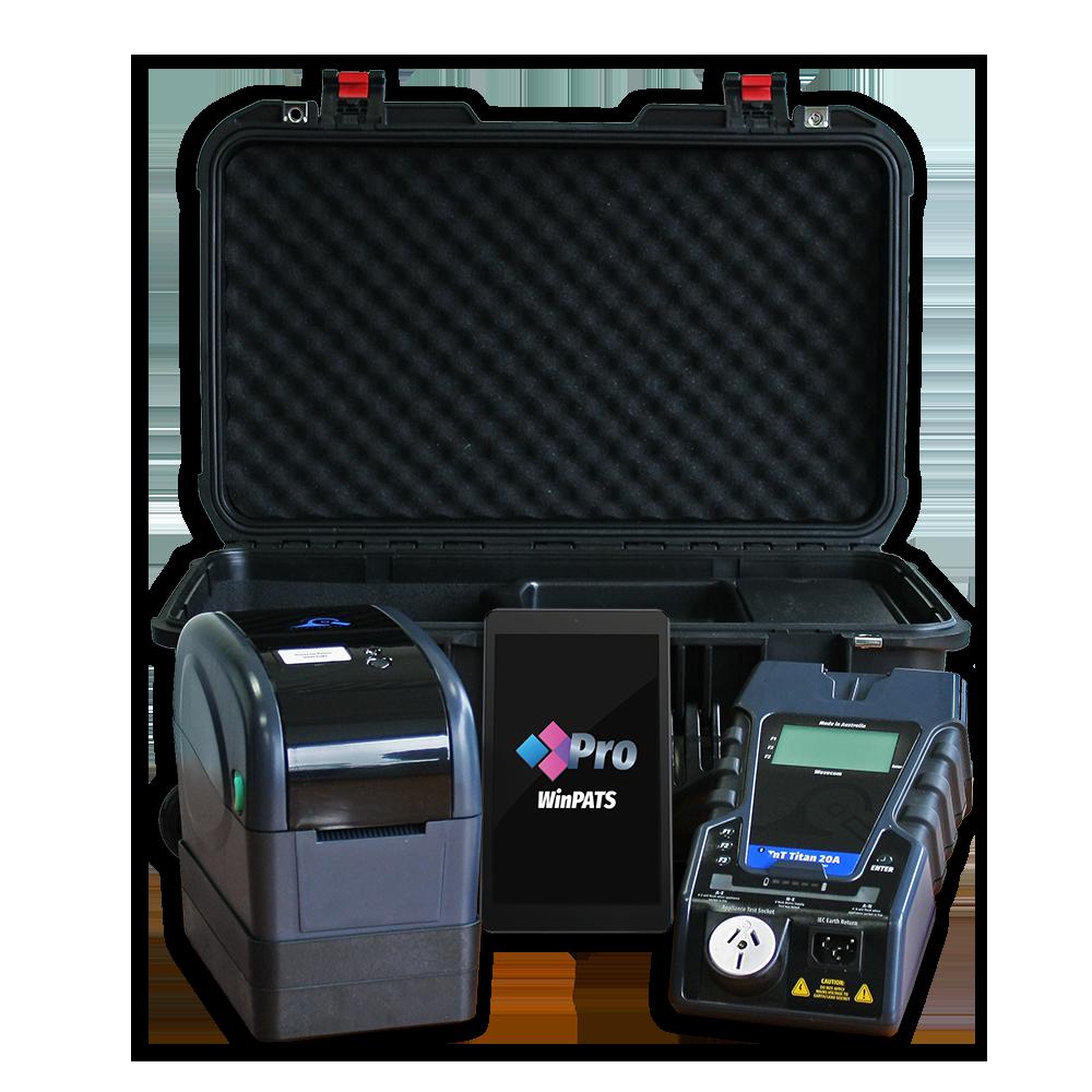 The TnT Titan 20A Kit