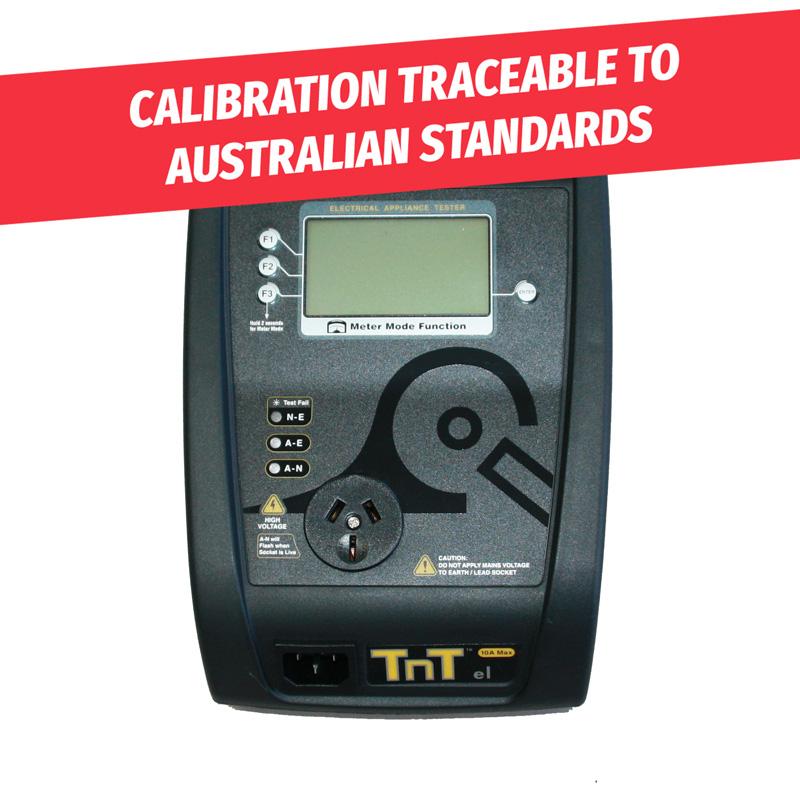 f7d630ca45 Calibrate your Wavecom TnT-EL Portable Appliance Tester - Wavecom ...