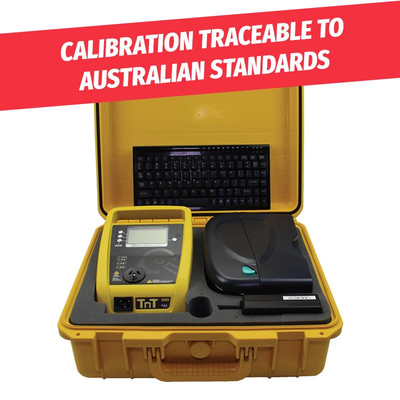 20a2dc0e31 Calibrate your Wavecom TnT+MP Portable Appliance Tester - Wavecom ...