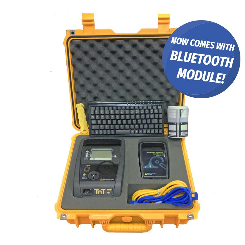 3c045d1b3a TnT+M Portable Appliance Test Kit - Wavecom Instruments